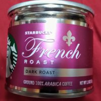 Starbucks 4 cup Cans