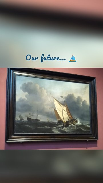 Our future... ⛵