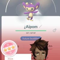 💯 Perfect.Shiny.Aipom💯