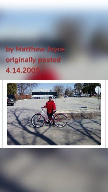 by Matthew Joyce originally posted 4.14.2009
