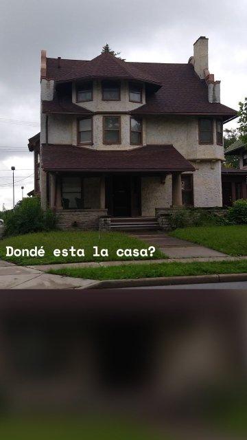 Dondé esta la casa?
