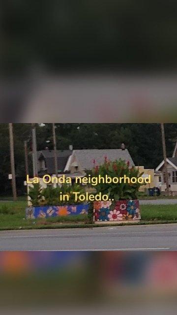 La Onda neighborhood in Toledo..